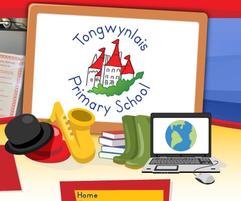 Tongwynlais Primary School Logo