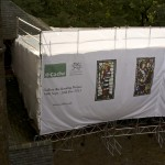 Castell Coch roof repairs