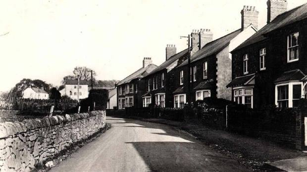 Castle Road Tongwynlais