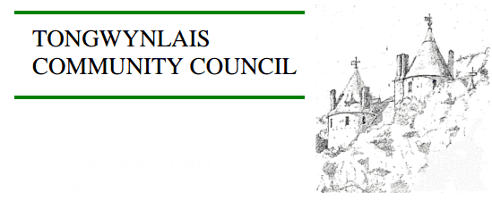 Community Council Header
