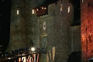 Film Nights at Castell Coch