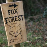 fox forest sign