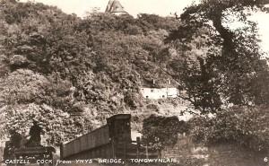 Castell Coch from Ynys Bridge