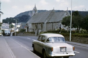 Merthyr Road