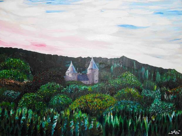 """Castell Coch"" by Jam35"