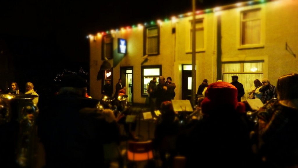 Christmas Fayre Brass Band