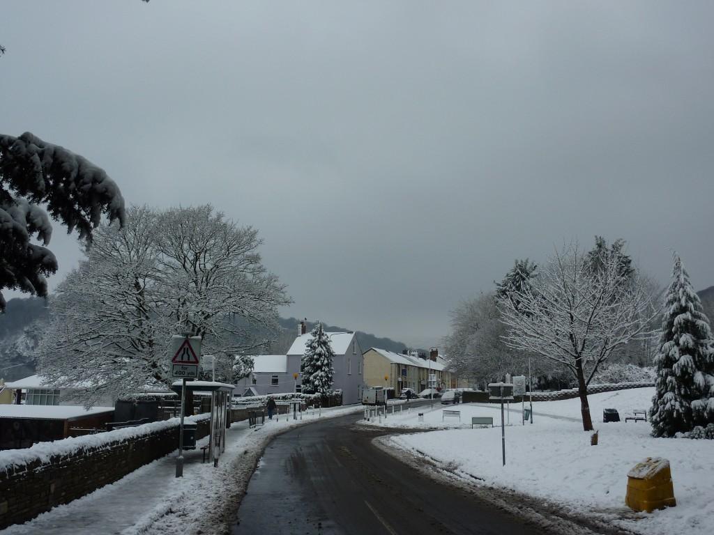 Merthyr Road, Tongwynlais