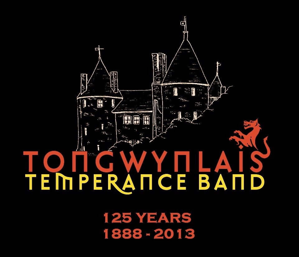 Tongwynlais Temperance Band Logo