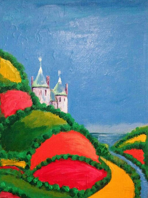 Castell Coch by Chris Langley
