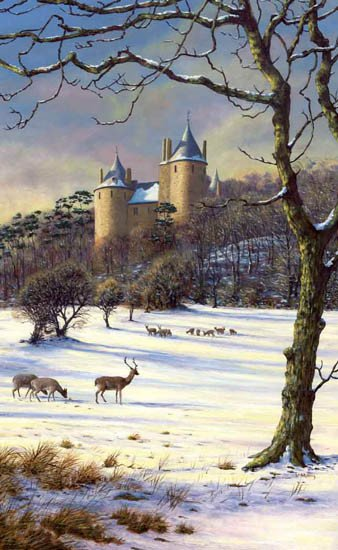 Castell Coch by Keith Melling