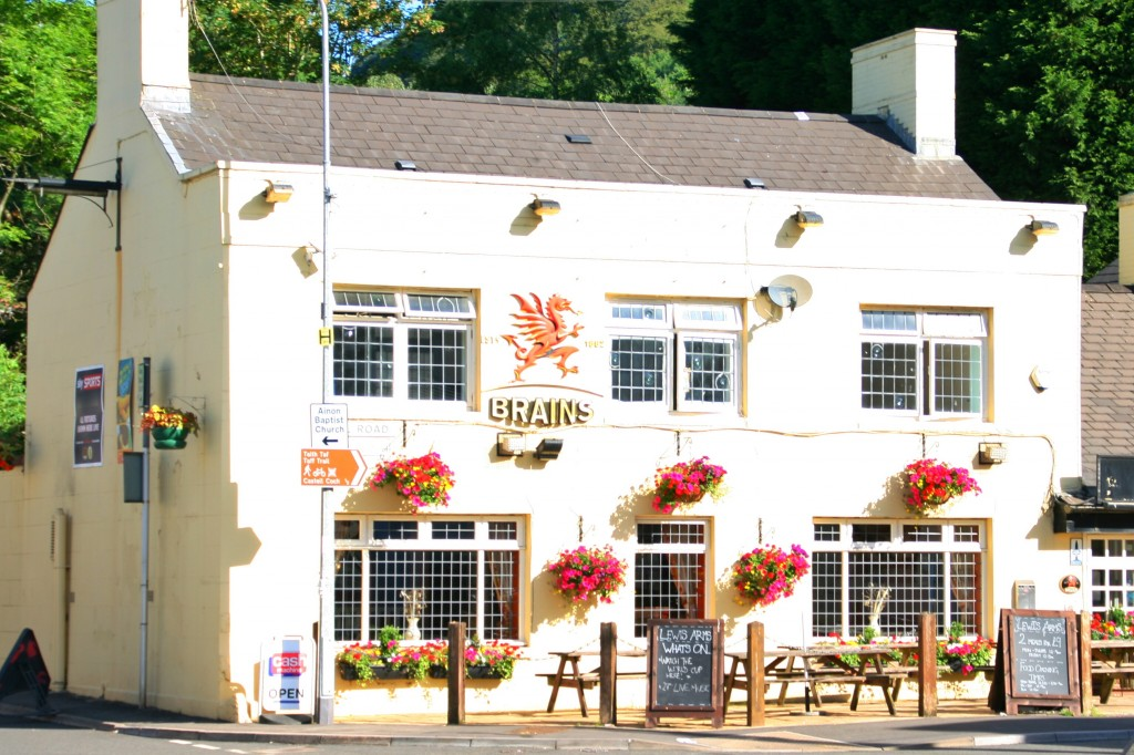 The Lewis Arms, Tongwynlais
