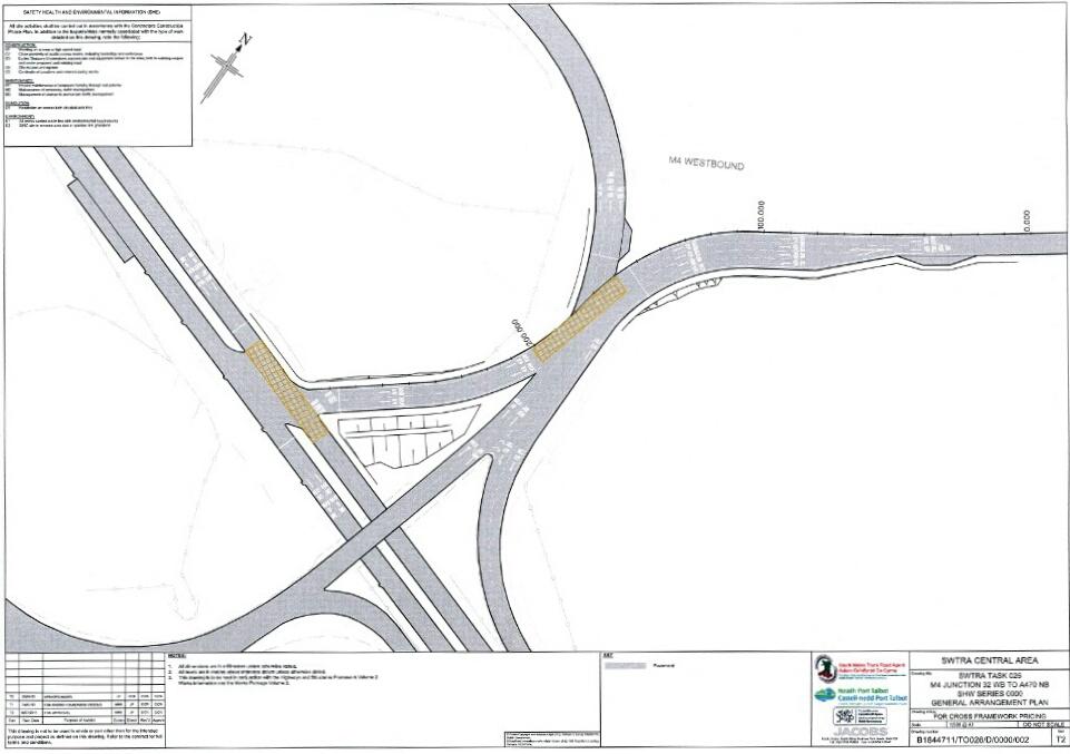 Coryton A470 link road