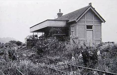 Tongwynlais railway station