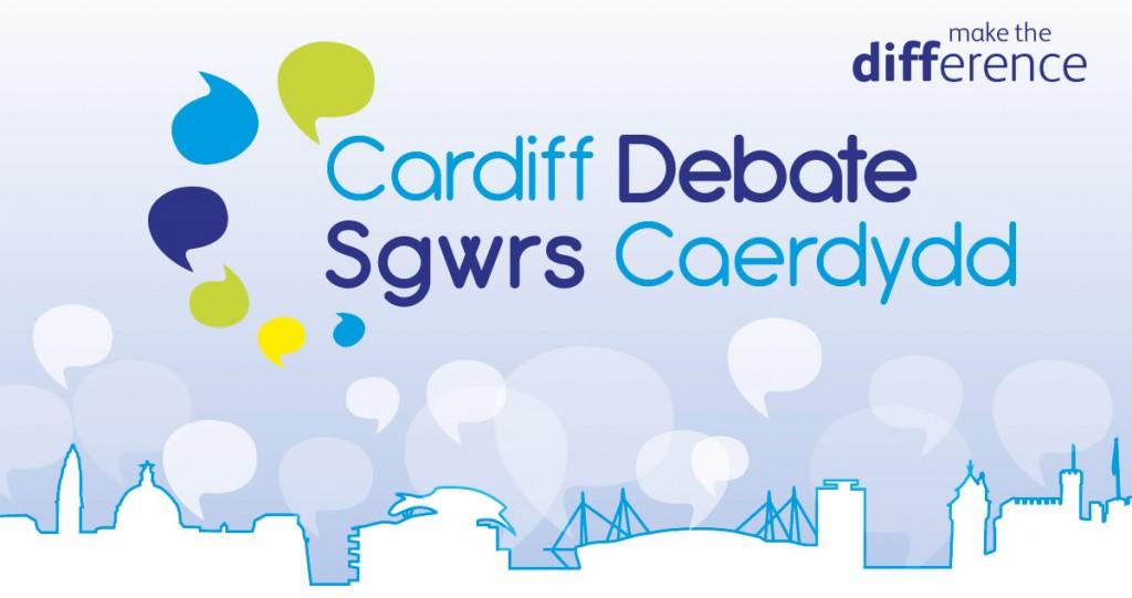 Cardiff Debate Logo