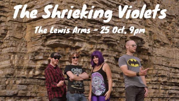 The Shrieking Violets