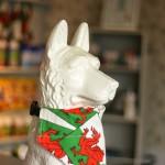 The Taff Tail dog