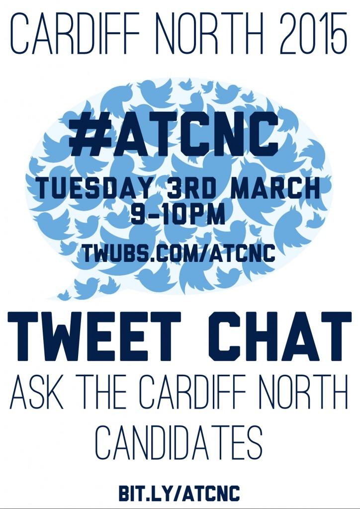 Tweet Chat poster
