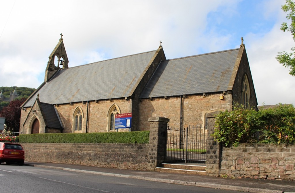 St Michael's Church 2015