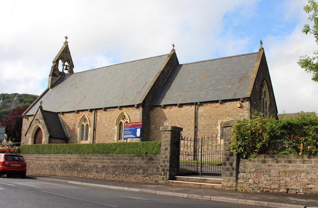 St Michael's Church 2015