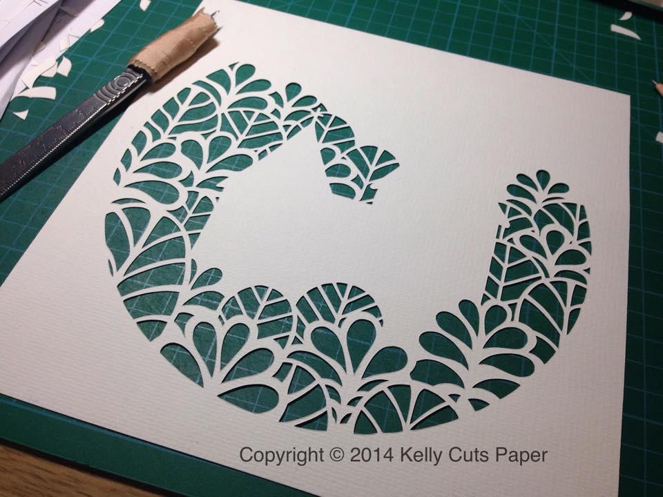 papercut work in progress