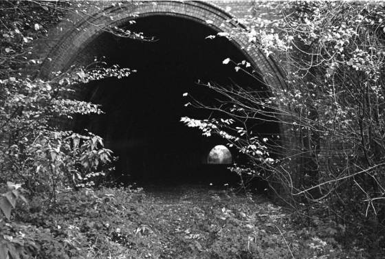 Tongwynlais tunnel