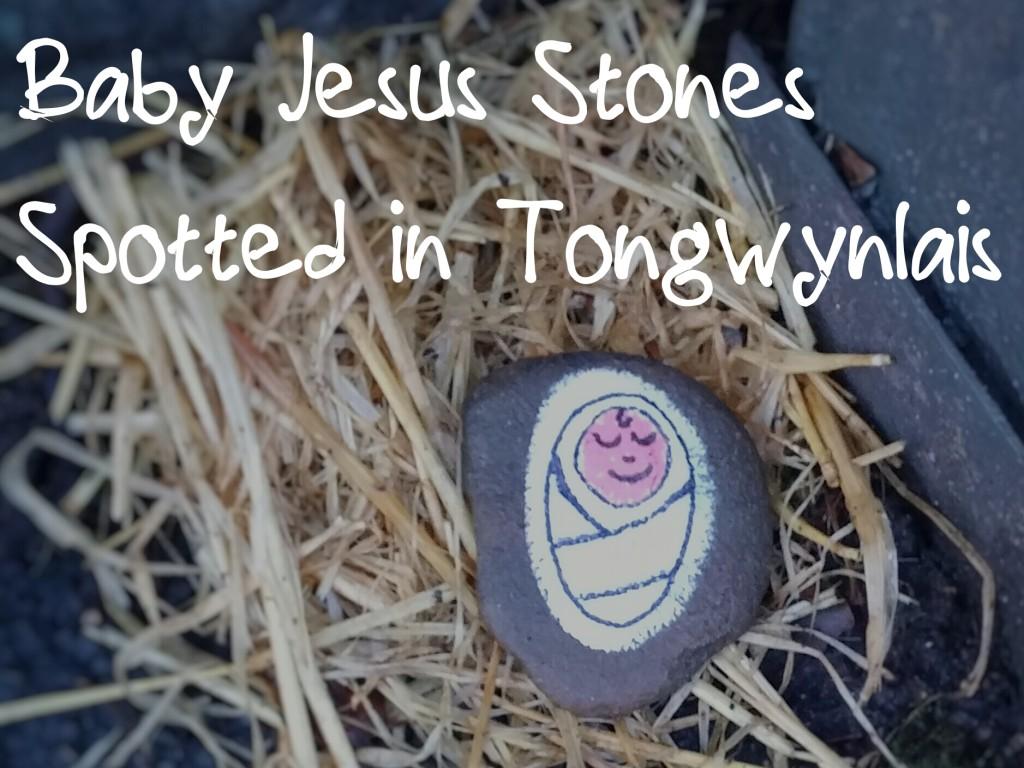 Baby Jesus stones header