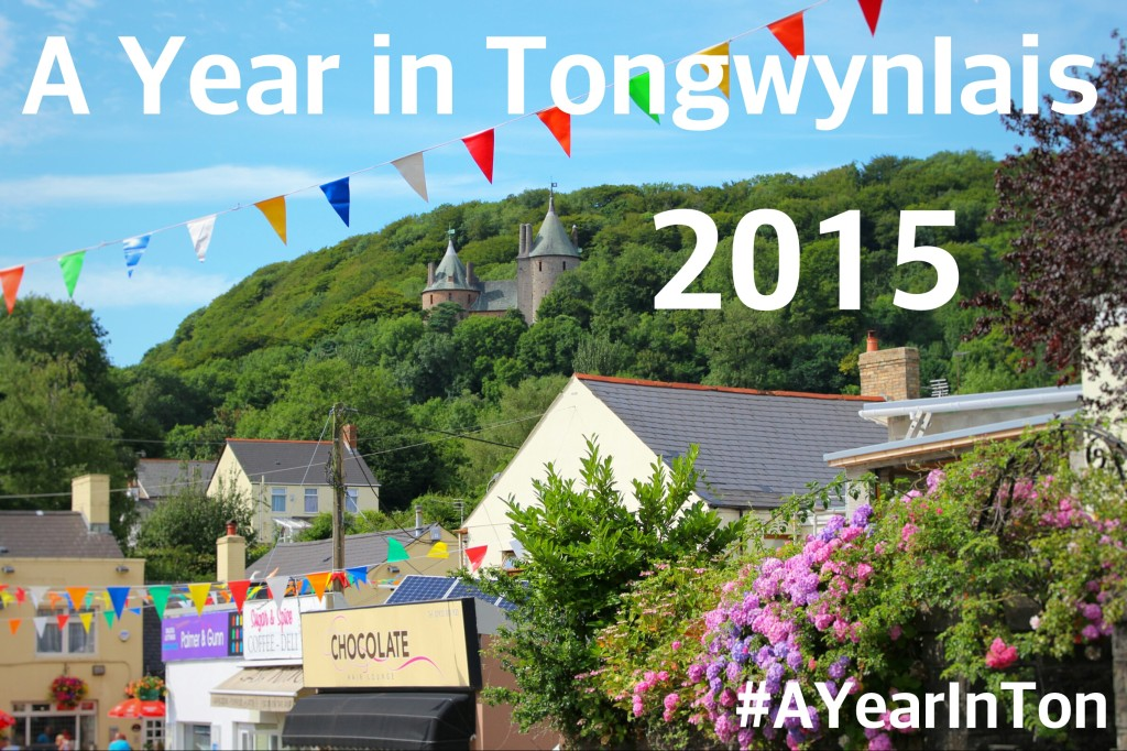 A Year in Tongwynlais header