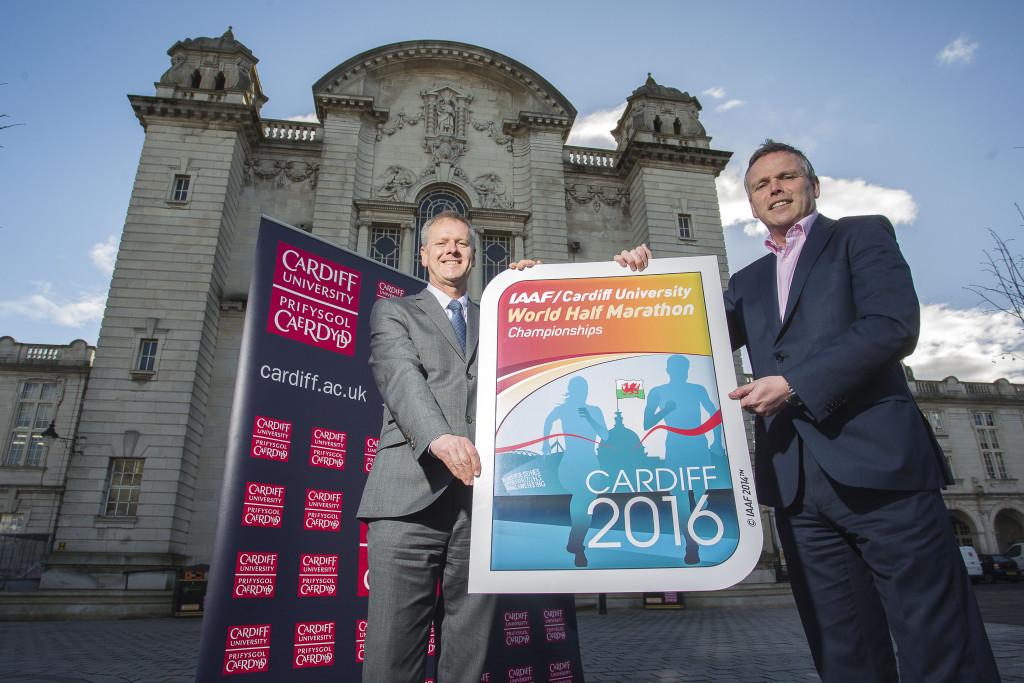 Cardiff University marathon places