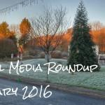 Social Media Roundup Jan 2016