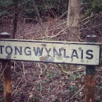 Tongwynlais sign