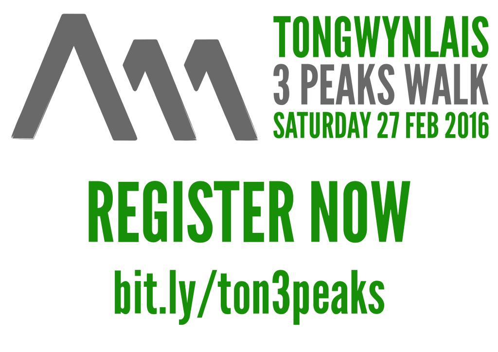 Ton 3 Peaks poster