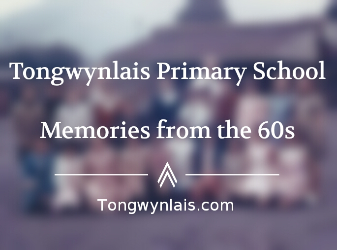 Tongwynlais Primary old photos header