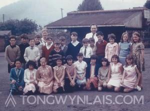 Tongwynlais Primary 1965