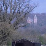 Ivy House Farm barn, Castell Coch, Tongwynlais, Ap 2000