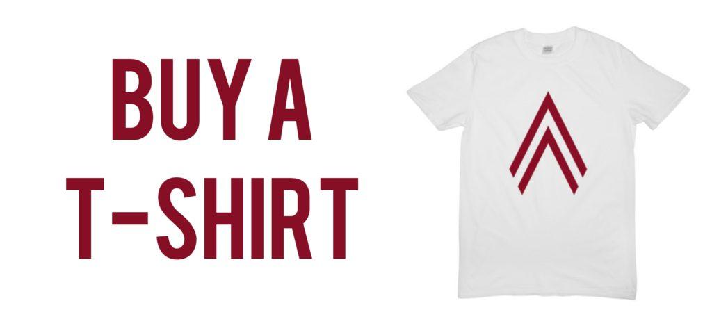 Ton t-shirt banner