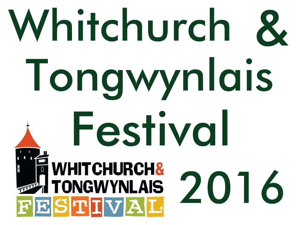 Whitchurch and Tongwynlais Festival 2016 header
