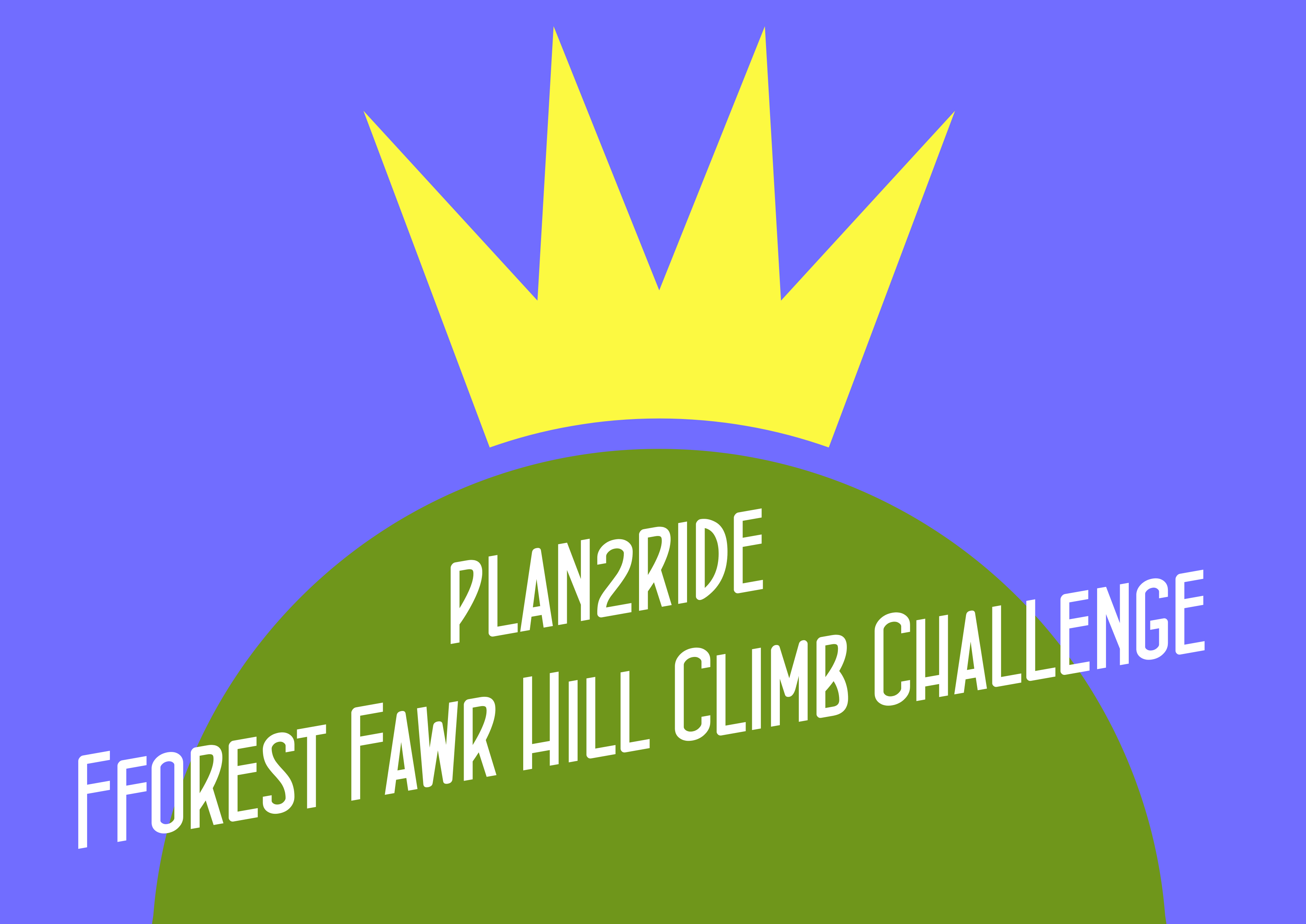 Fforest Fawr hill climb challenge header
