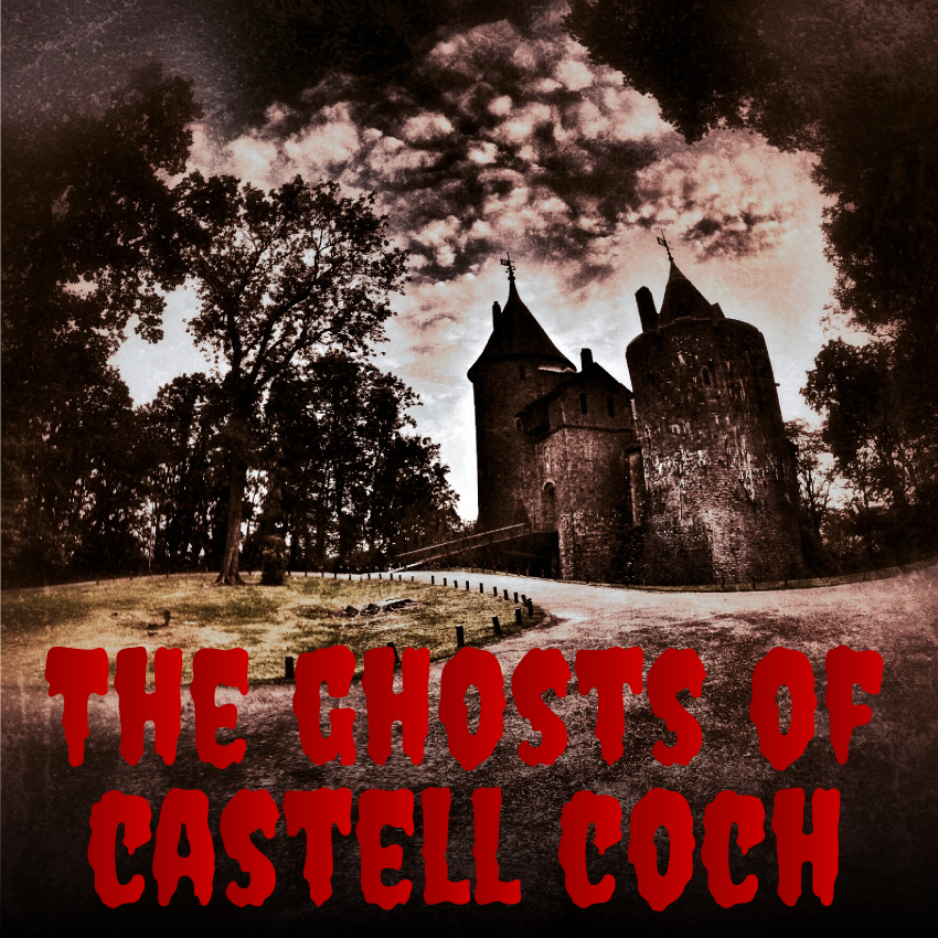 Ghosts of Castell Coch header