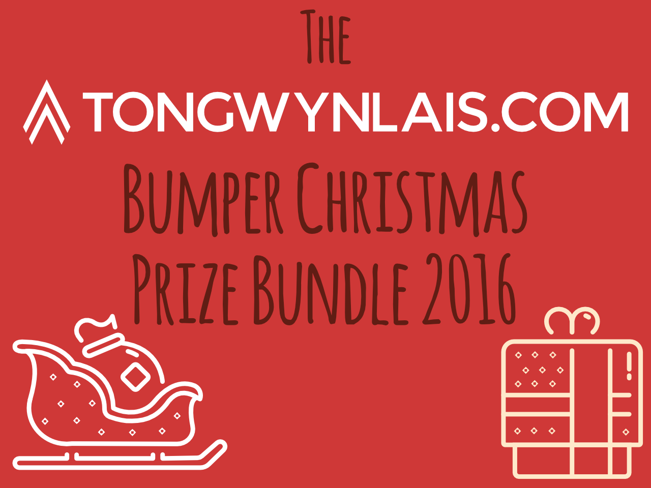 Christmas prize bundle 2016 header