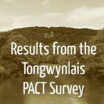 Tongwynlais PACT Survey header