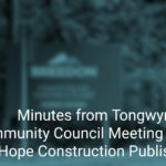 Hope Construction meeting header