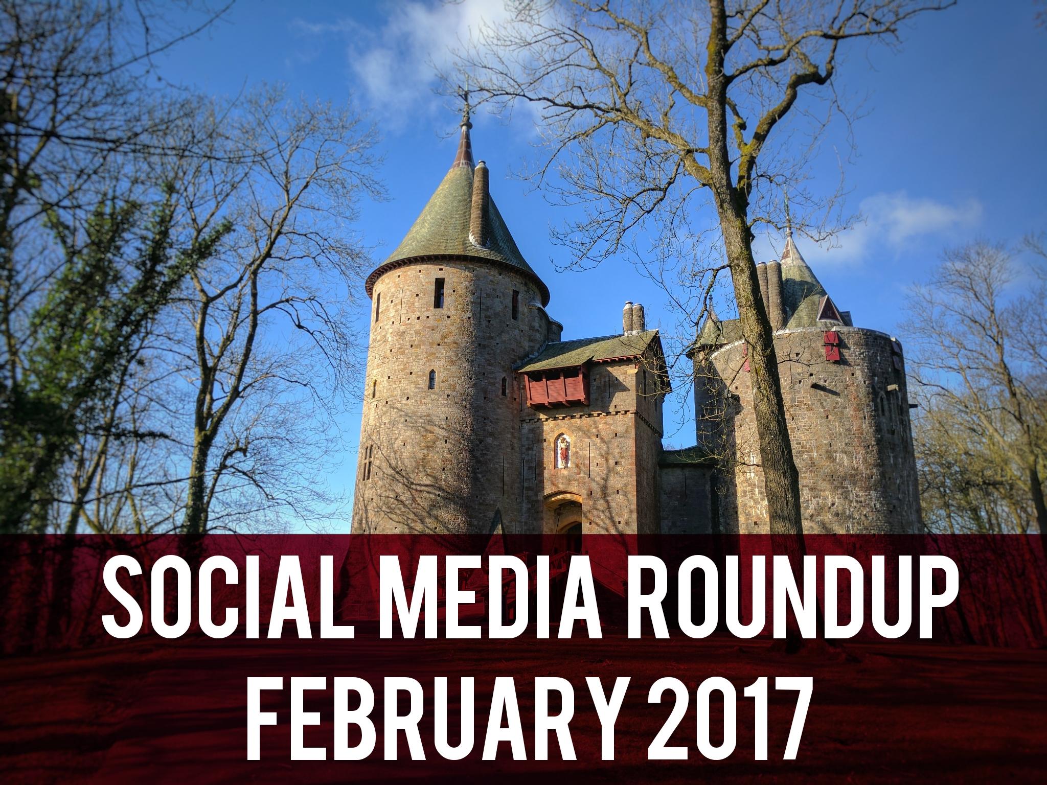 Social Media Roundup header