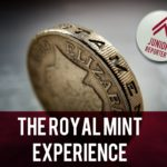 The Royal Mint Experience header