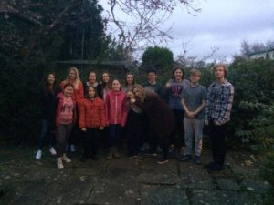 Ainon Youth group