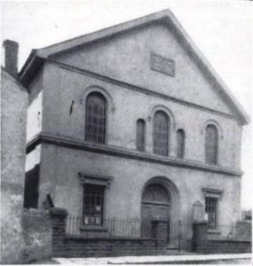 Old photo of Bethesda Chapel