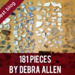 181 Pieces by Debra Allen header