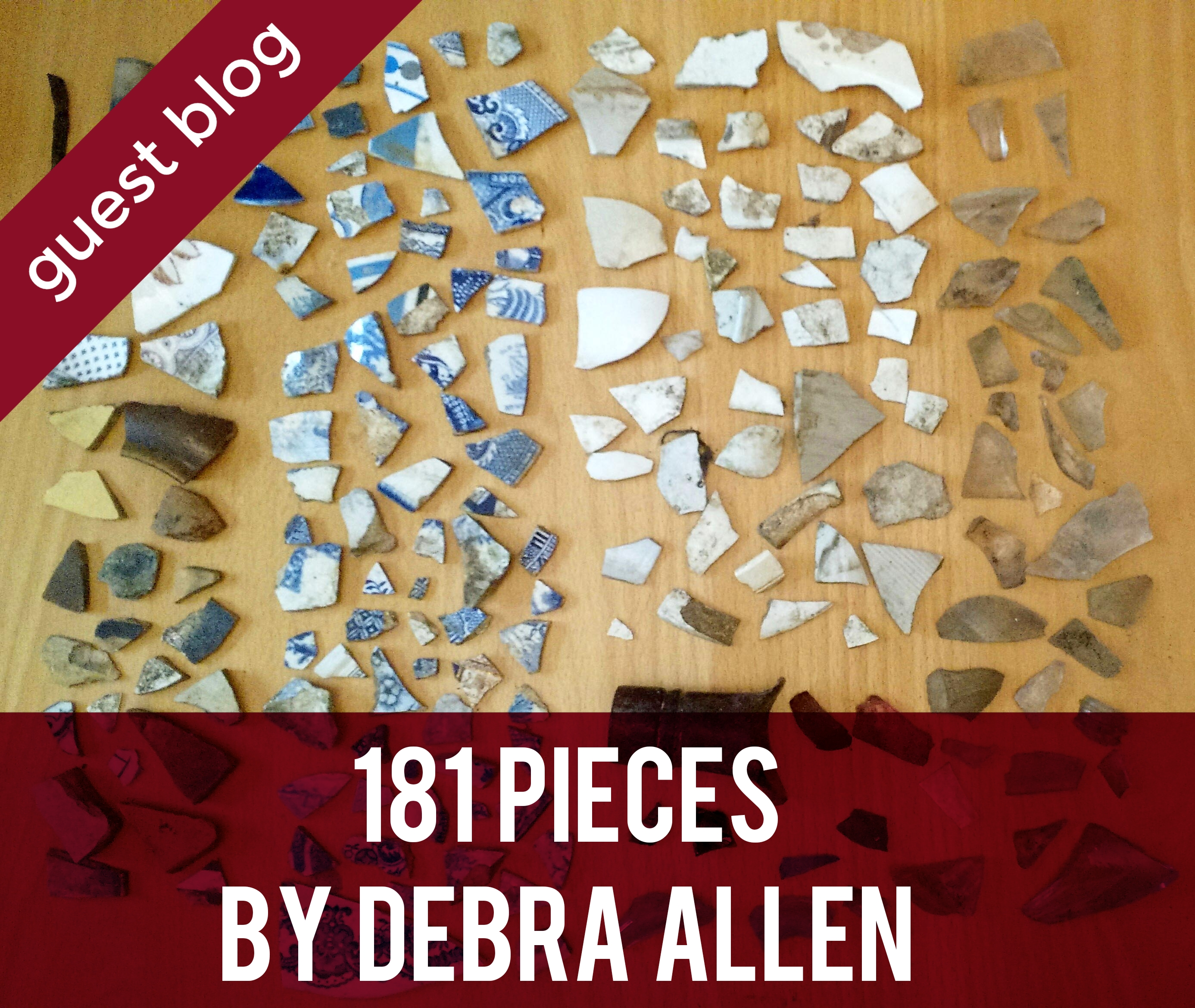 181 Pieces by Debra Allen header