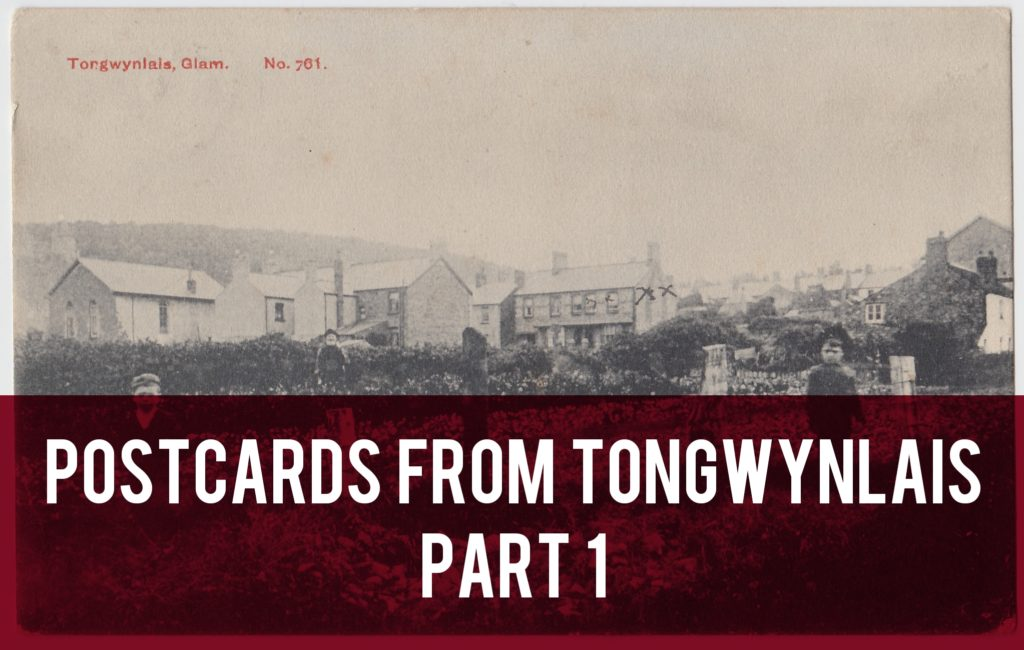 Postcards from Tongwynlais header
