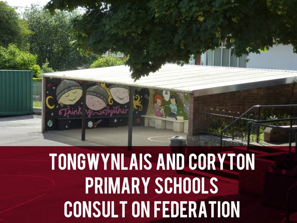 Tongwynlais Coryton federation header