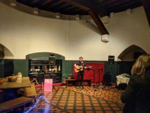 Acoustic kitchen at Folli Fest